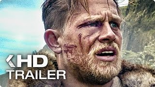KING ARTHUR Trailer German Deutsch (2017)