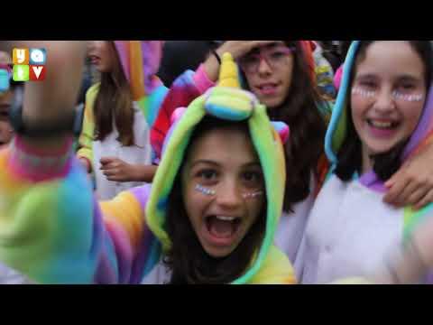 La Cabalgata del Humor da comienzo al Carnaval Especial de Algeciras 2019