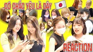 SƠN TÙNG M-TP | CÓ CHẮC YÊU LÀ ĐÂY | Gái Nhật Reaction