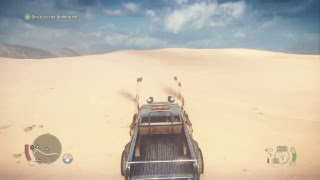 Mad Max- Searching For A V8
