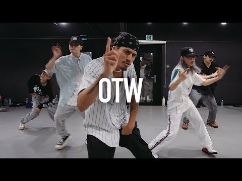 OTW - Khalid Ft. 6LACK, Ty Dolla $ign / CJ Salvador Choreography