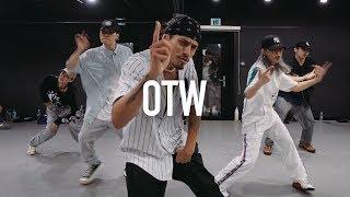OTW - Khalid ft. 6LACK, Ty Dolla $ign / CJ Salvador Choreography