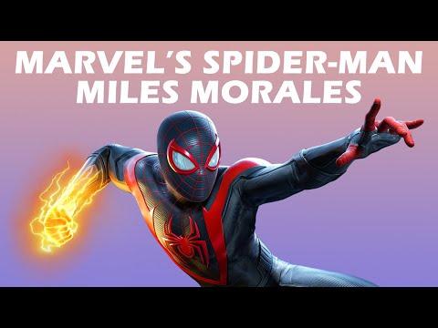 SPIDER-MAN : MILES MORALES - Arachnide Progressiste