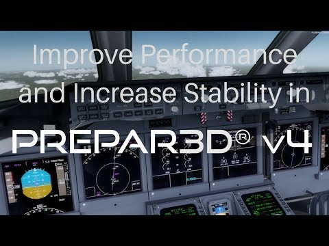 P3D V4: Improve Performance and Stability...