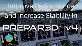 P3D V4: Improve Performance and Stability with Process Lasso