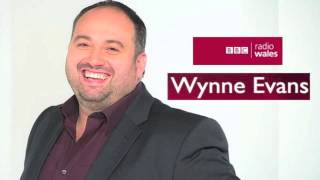 BBC Radio Wales Wynne Evans interviews Brian May & Denis Pellerin Hay Festival 23 May 2014