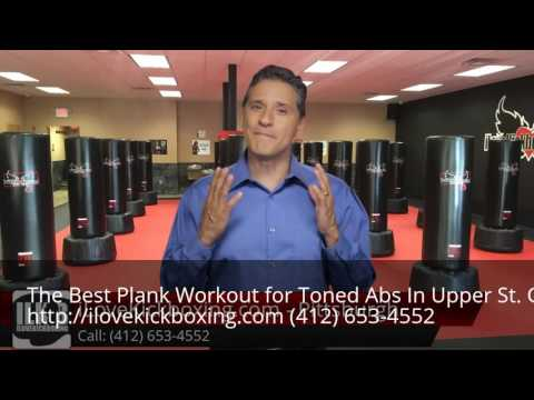 Plank Workout for Toned Abs Upper St. Clair PA