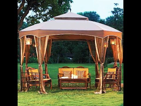 Replacement Canopy Top For Sienna, Big Lots Outdoor Canopy Tent