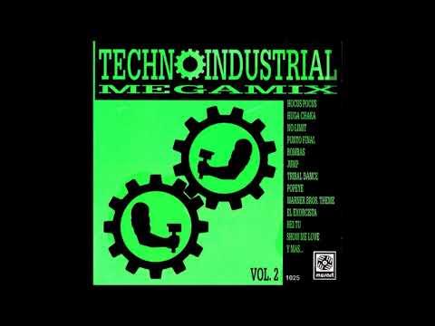 Techno Industrial Megamix Vol 2 Side A