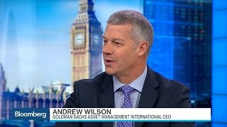 Goldman's Wilson Sees More Trump Volatility for Markets