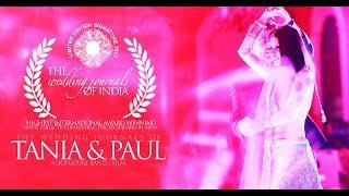 MAGICAL INDIAN DESTINATION WEDDING HIGHLIGHT | TANIA & PAUL | TWJOI