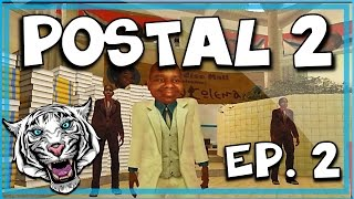THIS IS OFFENSIVE! - Postal 2 Funny Moments Ep. 2 - Gary Coleman, Cat Silencer, and More!