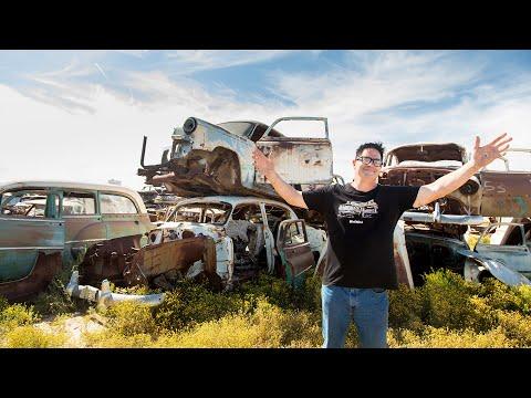 Great Junkyard Finds in Casa Grande, AZ!—Junkyard Gold Preview Ep. 19