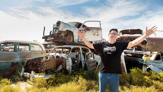 homepage tile video photo for Great Junkyard Finds in Casa Grande, AZ!—Junkyard Gold Preview Ep. 19