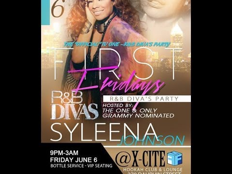 Syleena Johnson Guess What (Live In Concert)