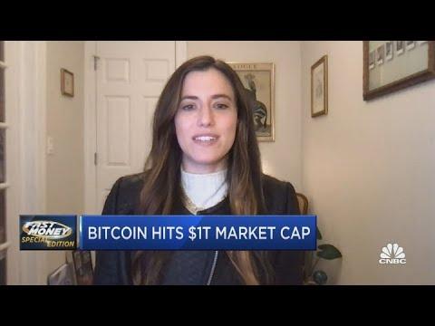 Bitcoin hits $56,000