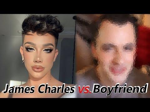 จับเเฟนเเต่งหน้าให้เป็น James Charles รอด หรือ พัง? | Yingpcp thumbnail