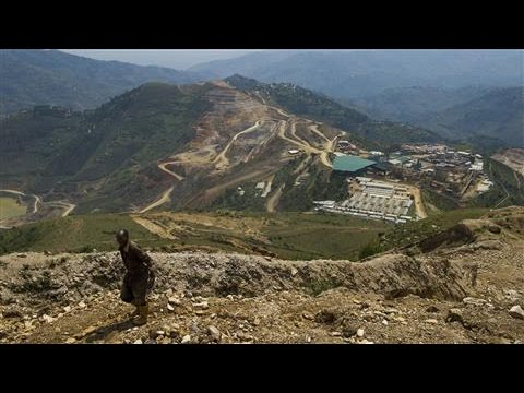 Troubles at Banro Gold Mine in Eastern Congo
