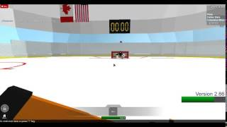 How to score on roblox hhcl old school easy