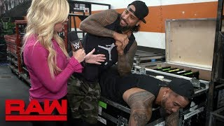 The Usos can't wait to team with Reigns tonight: WWE Exclusive, June 3, 2019