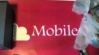 Unboxing YEZZ Monaco 47 Windows Phone - MobileOS.it