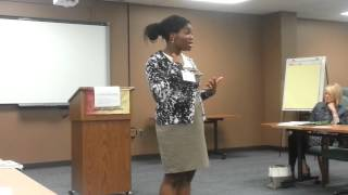 My Toastmasters Icebreaker speech