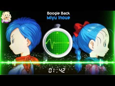 Boogie Back - Miyu Inoue「Dragon Ball Super - Nightcore」FULL version