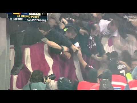 Bruno Peres Goal coast to coast Juventus Torino 30/11/14 con commento Caressa