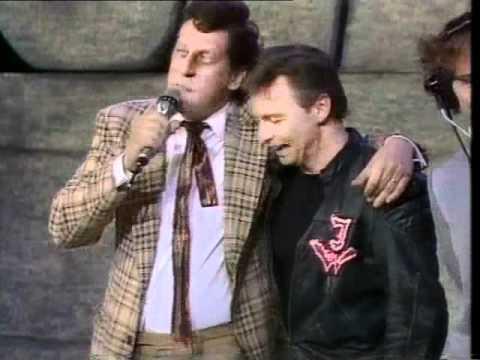Kurt Olsson intervjuer Jerry Williams (1987)