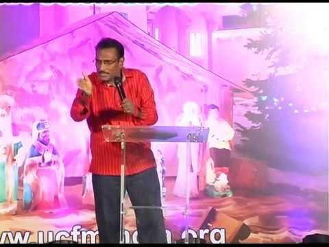 Christmas Message By Rev Dr. Kuntam Edward William