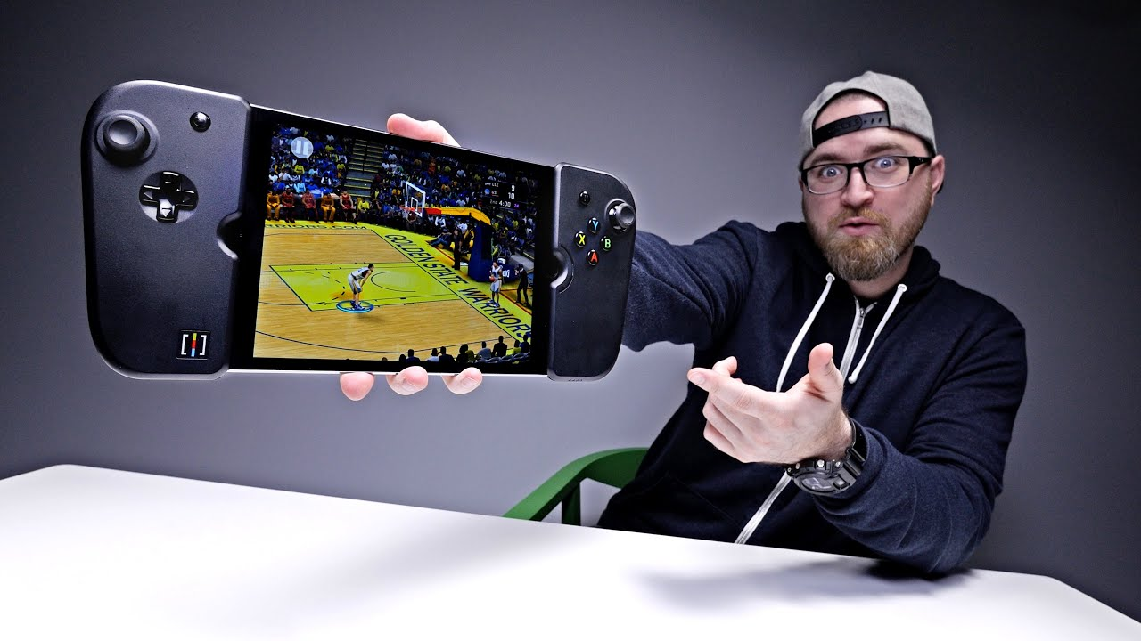 This thing next level portable gaming youtube for Gamer v portable