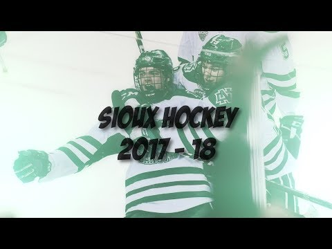 Sioux Hockey Pump Up 2017 - 18