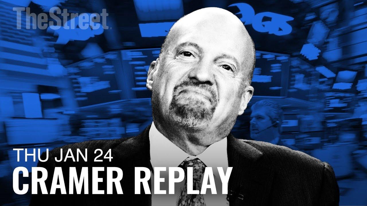 Cramer calls Morgan Stanley's $10 worst-case scenario on Tesla stock 'really insane'