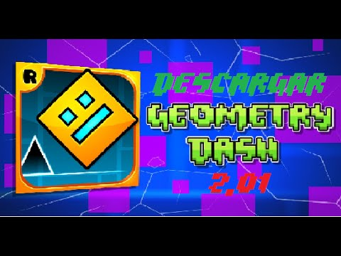 descargar geometry dash 2.01 pca