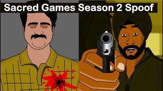 Sacred Games Spoof