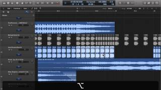 Logic Pro X Create a Beat Build
