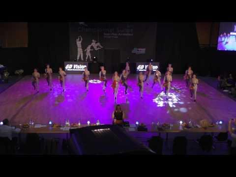 Rock Dance Company - Championnat Suisse 2017 - L-Dance - Finale