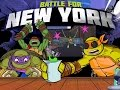 Teenage Mutant Ninja Turtles: Battle For New York Game!
