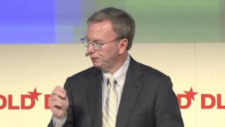 Eric Schmidt at DLD