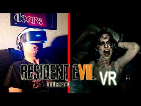 RESIDENT EVIL 7 Experiencia VR VR_JUEGOS