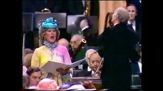 Kiri Te Kanawa - Let The Bright Seraphim - Prince Charles & Lady Diana