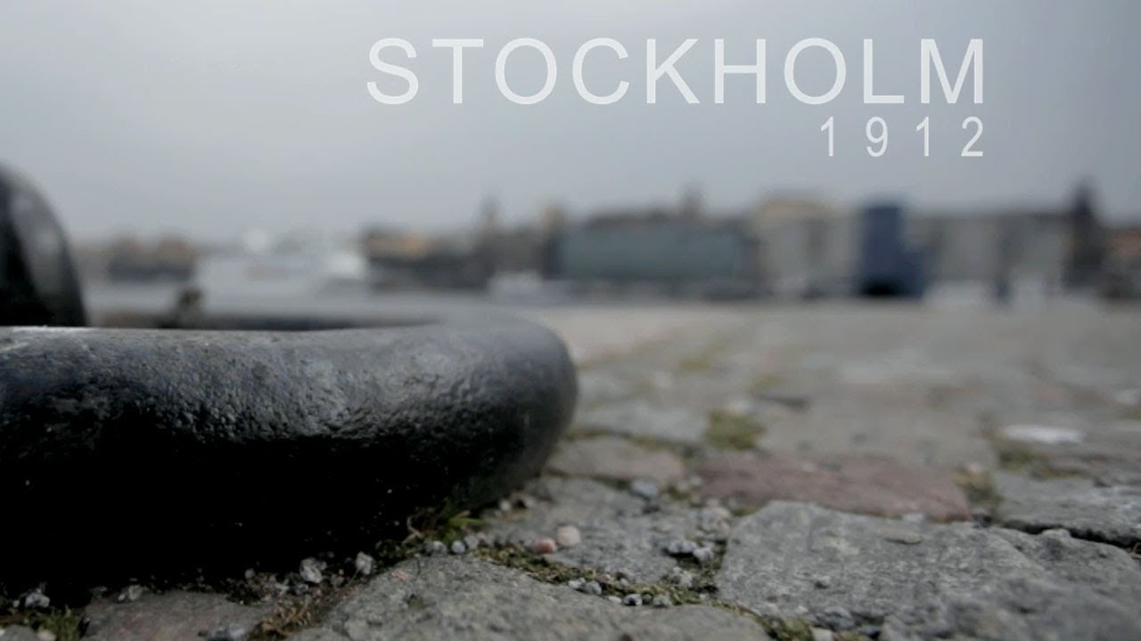 Download Stockholm 1912 | Olympic Legacy