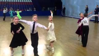 Купцов Данил Попова Алиса, Дети-1, ча-ча-ча