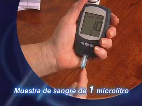 diabetes del medidor de azúcar en la sangre