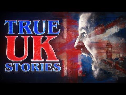 7 True Scary UK Horror Stories Ft. Lazy Masquerade
