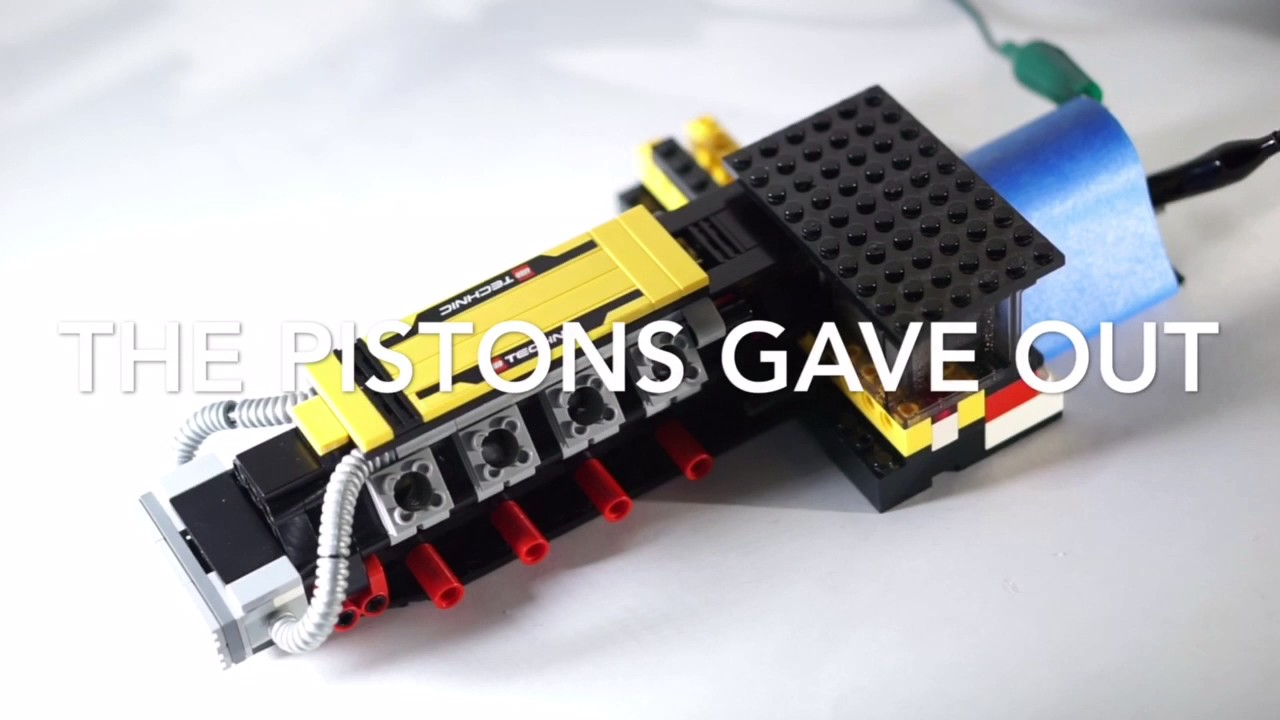Lego Motor Vs Electric