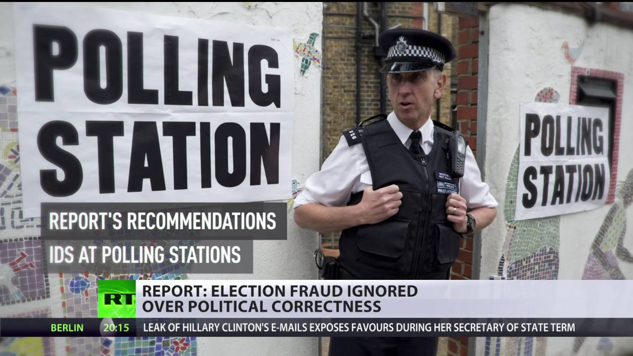 Election Fraud Ignored In Muslim Community In Uk Because Of Political Correctness Report Youtube
