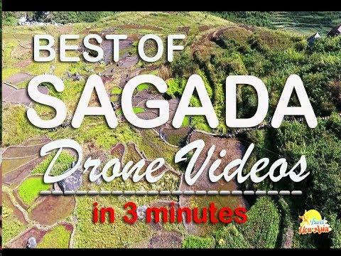 Wonders of Sagada Province Philippines (Best Drone footage)