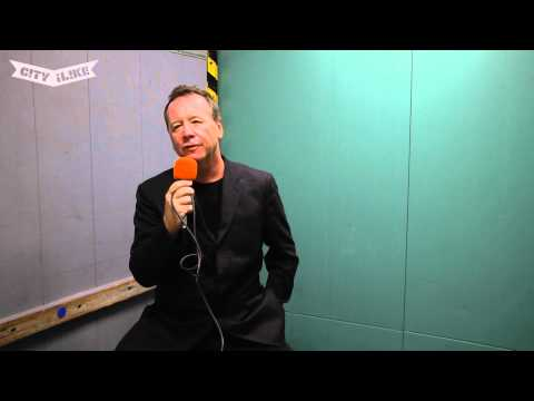 Simple Minds - Interview with Jim Kerr