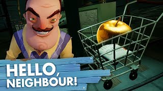 КОШМАРНЫЙ МАГАЗИН СОСЕДА - Hello Neighbor BETA